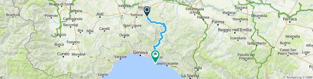 Salice Terme - Portofino