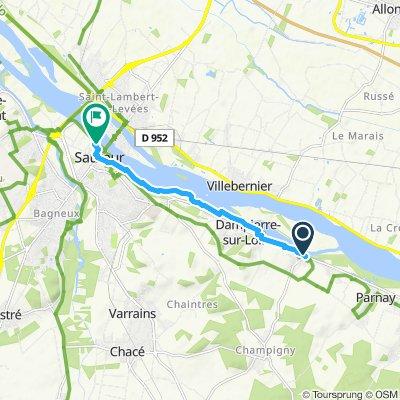 1 Place Klebert, 49400 Saumur