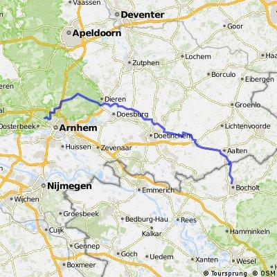 Arnhem - Bocholt