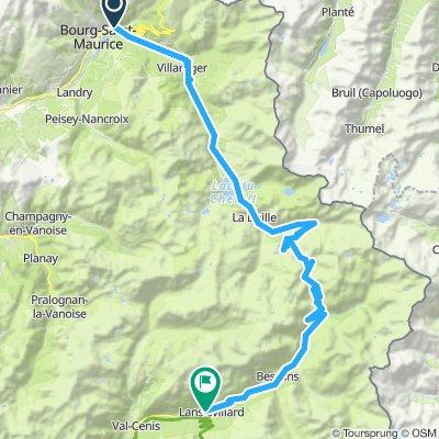 Route des Grandes Alpes 2019 - stage 3