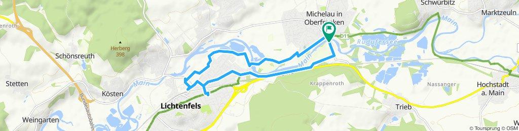 Michelau - DM Lichtenfels - LRA LIF - Michelau