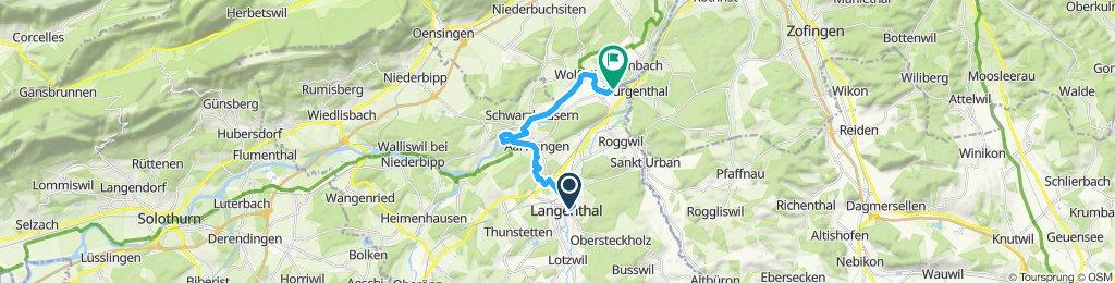 Mörderische Fahrt in Wolfwil