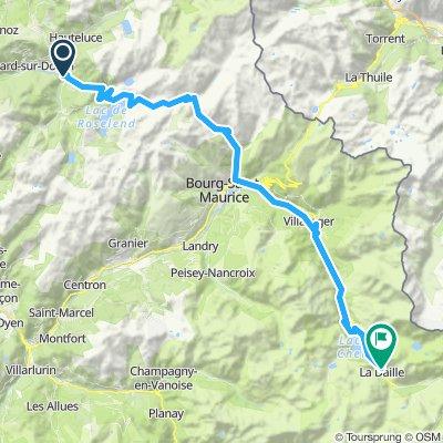 2 Beaufort - Val d'Isère