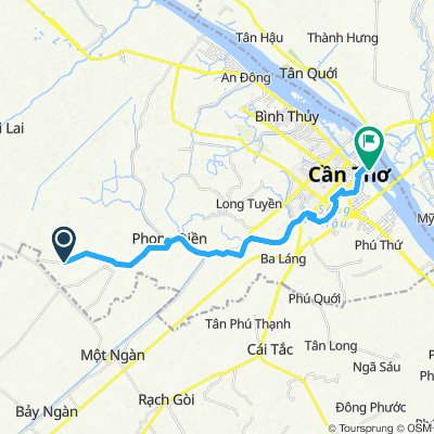 Reisresort nach Can Tho