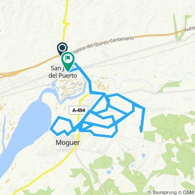 San Juan del Puerto Cycling