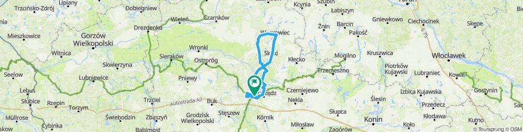 🇵🇱 Poznań - Wągrowiec (110km)