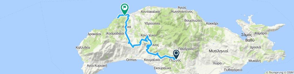 2019-09-01_Samos 6. Tag Westsamos u Transfer Ikaria Teil 1 1
