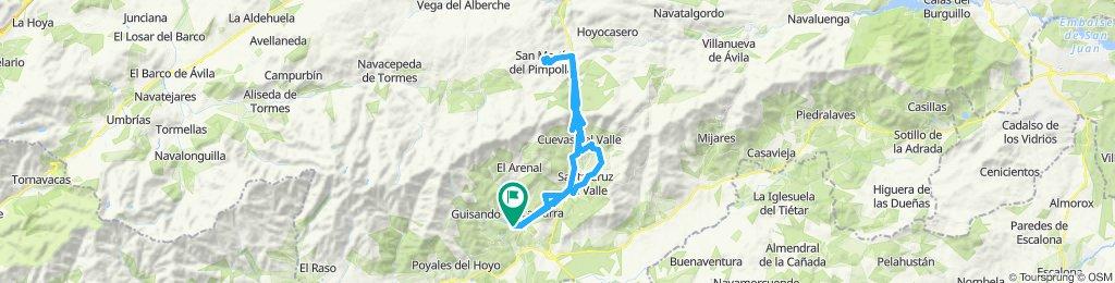 Arenas de San Pedro-Las 5 Villas de Gredos