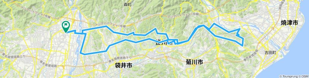 浜北-大井川(蓬莱橋)