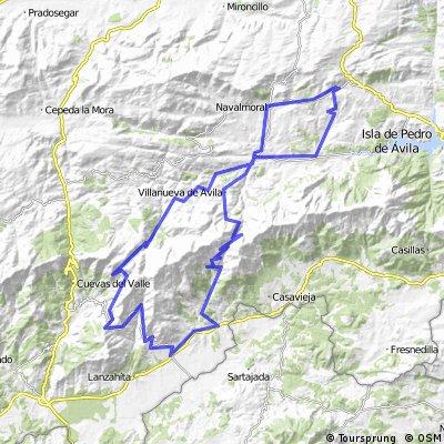an juan de la Nava-Serranillos y Mijares-San Juan de la Nava