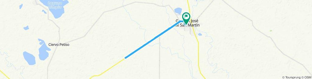 Ruta deportiva General San Martín