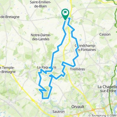 Rando HERIC 50 kms