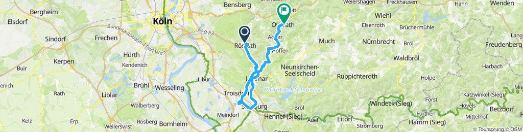 Agger-Sülz-Radweg