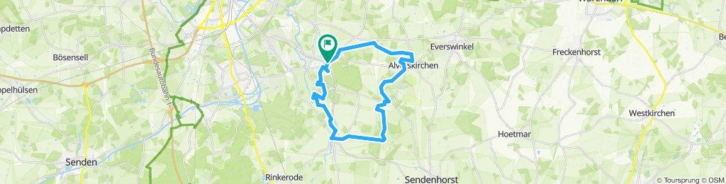 Albersloh Werse Tour