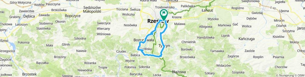 #13 Rzeszów - Lubenia (Grzybek)