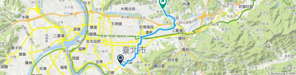 Jason route to AIT