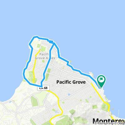 Pacific Grove Loop