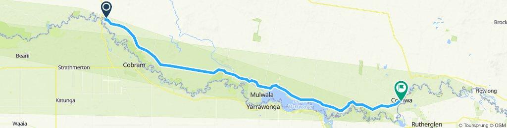 Tocumwal to Corowa
