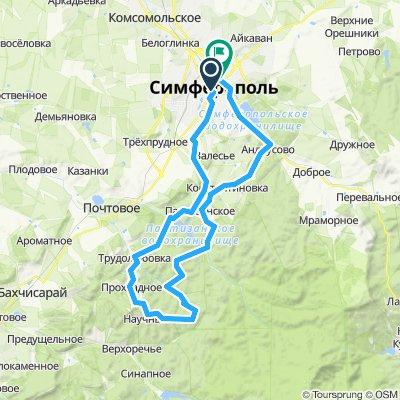 НАУЧНОЕ - КУГУЛЬНИК - КОНСТАНТИНОВКА - 22.09.2019г.