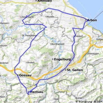 St.Ga Arbon-Steinebr-Ziehls-Waldkirch