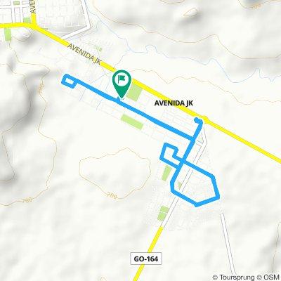 Passeio rápido em Paraúna