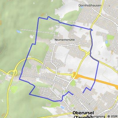 Oberursel, Hirschgarten, Maasgrund