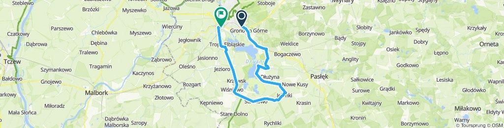 Wycieczka Nr 27/2019 – Dookoła Jeziora Drużno-  06 października