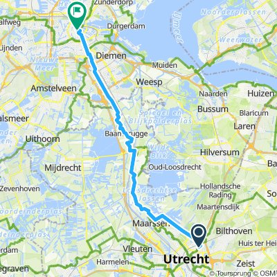 Utrecht- Amsterdam
