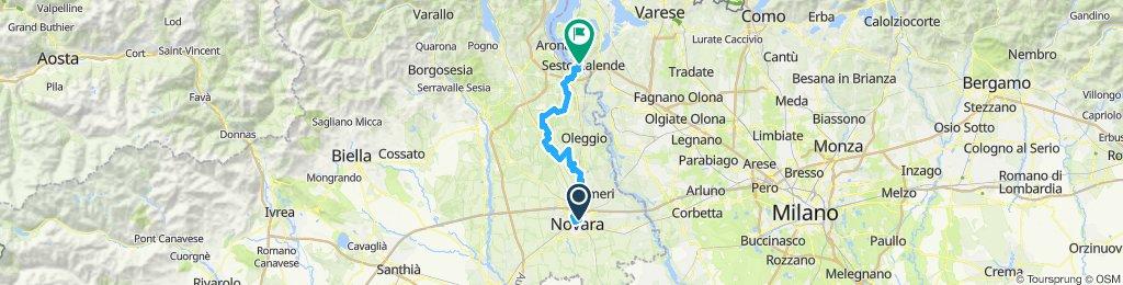 Novara-SestoCalendeInMtb