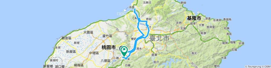 大漢溪環河自行車道