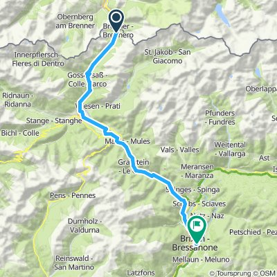 brenner-to brixen