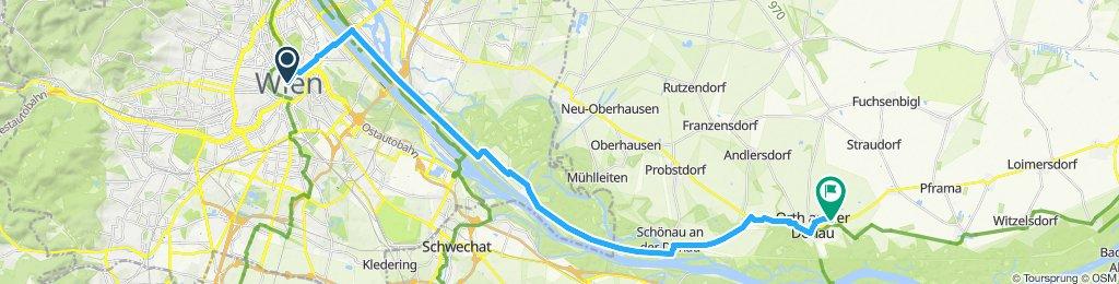 Wien - Orth an der Donau
