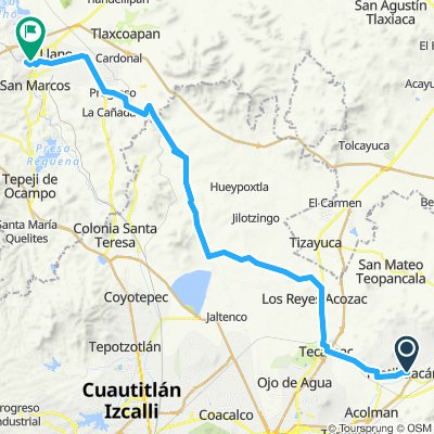 E66–Teotihuacan-Tula