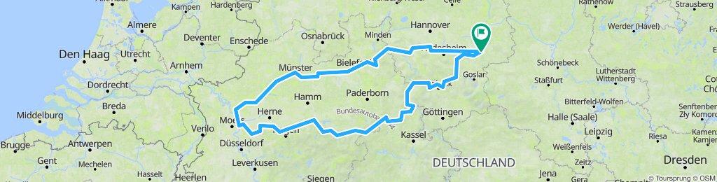2019 Diemel- und Ruhrtalradtour