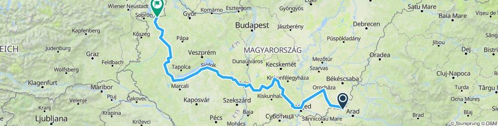Румыния-Венгрия