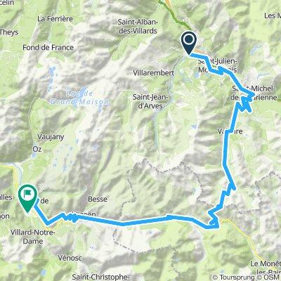 Rob 3 St Jean de Maurienne- Le Bourg dOisan Camping Le Colporteur