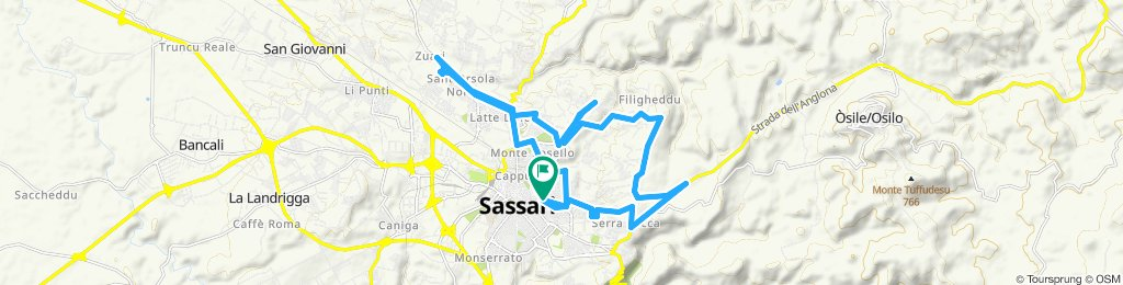 Giro in bici a Sassari 27  9. 19