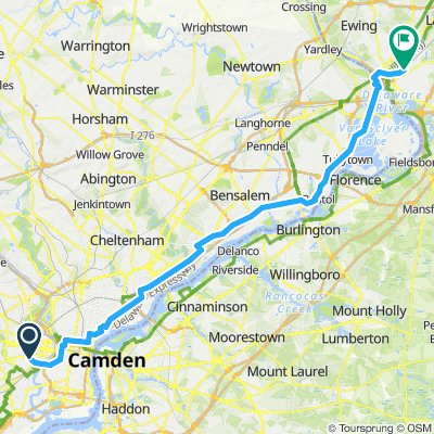 Trenton to Philly
