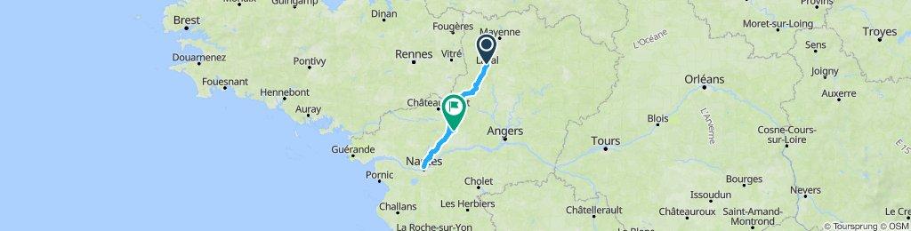 Laval - Nantes