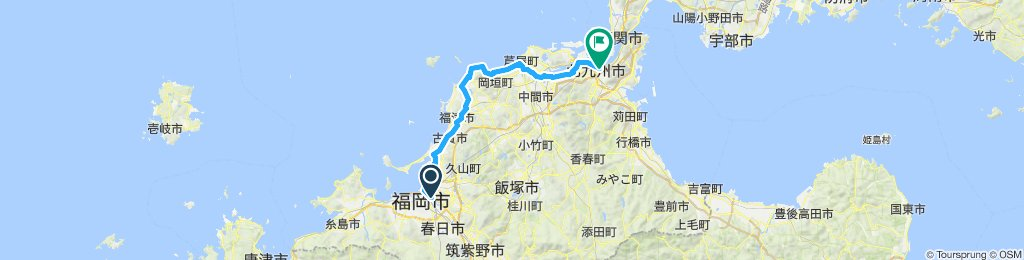 Fukuoka - Kytakyushu