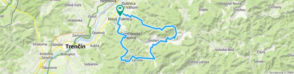 MTBIKER Novodubnicky maraton 2020 - Klasik