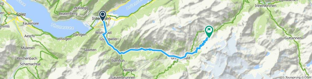 GROSSE SCHEIDEGG (por Grindelwald)