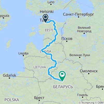 2020 Tallin-Minsk