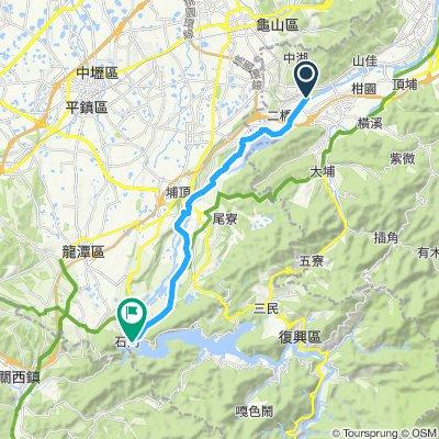 鶯歌龍窯橋-石門水庫_20190927
