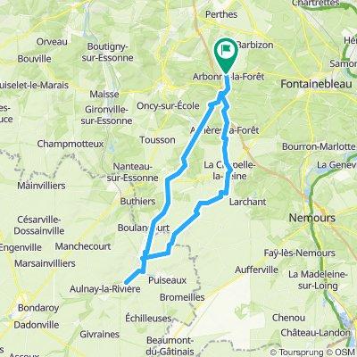 Arbonne - Ondreville Gravel
