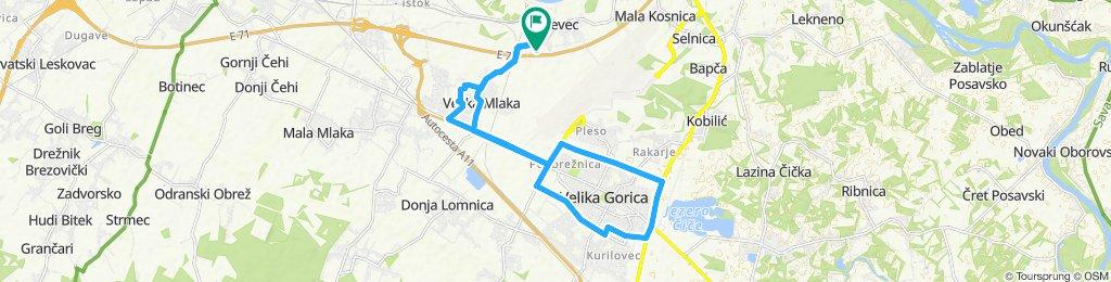 Gorica krug