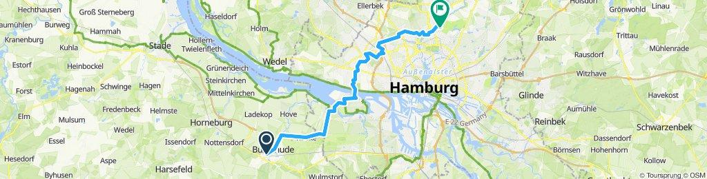 Hamburgs grüne Flecken 2019