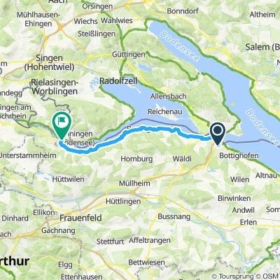 Kreuzlingen - Stein am Rhein