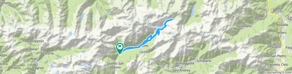 Rifugio Curò e Lago del Barbellino