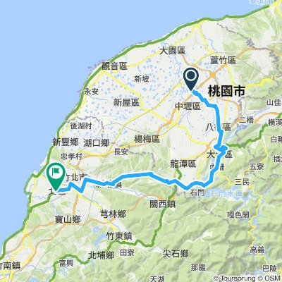 Cycling Taiwan Day 1